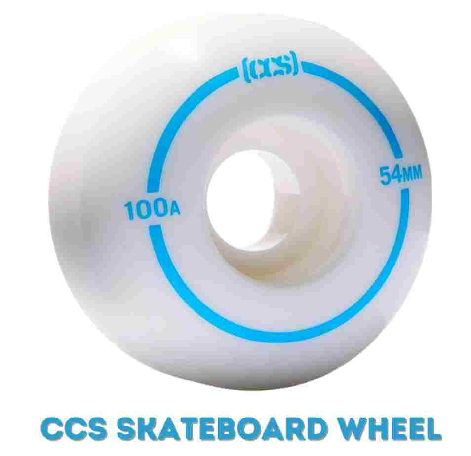 CCS Skateboard Wheels
