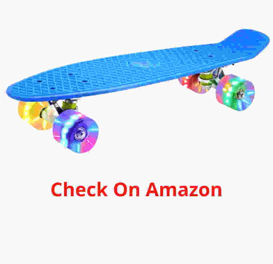 best skateboard for 5 year old kid