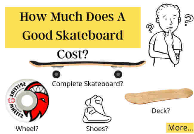 How Much Does A Good Skateboard Cost