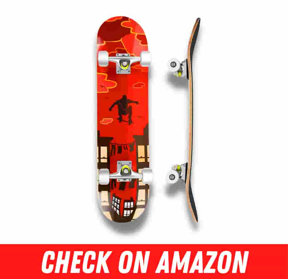 Best Skateboard For Beginner Adults