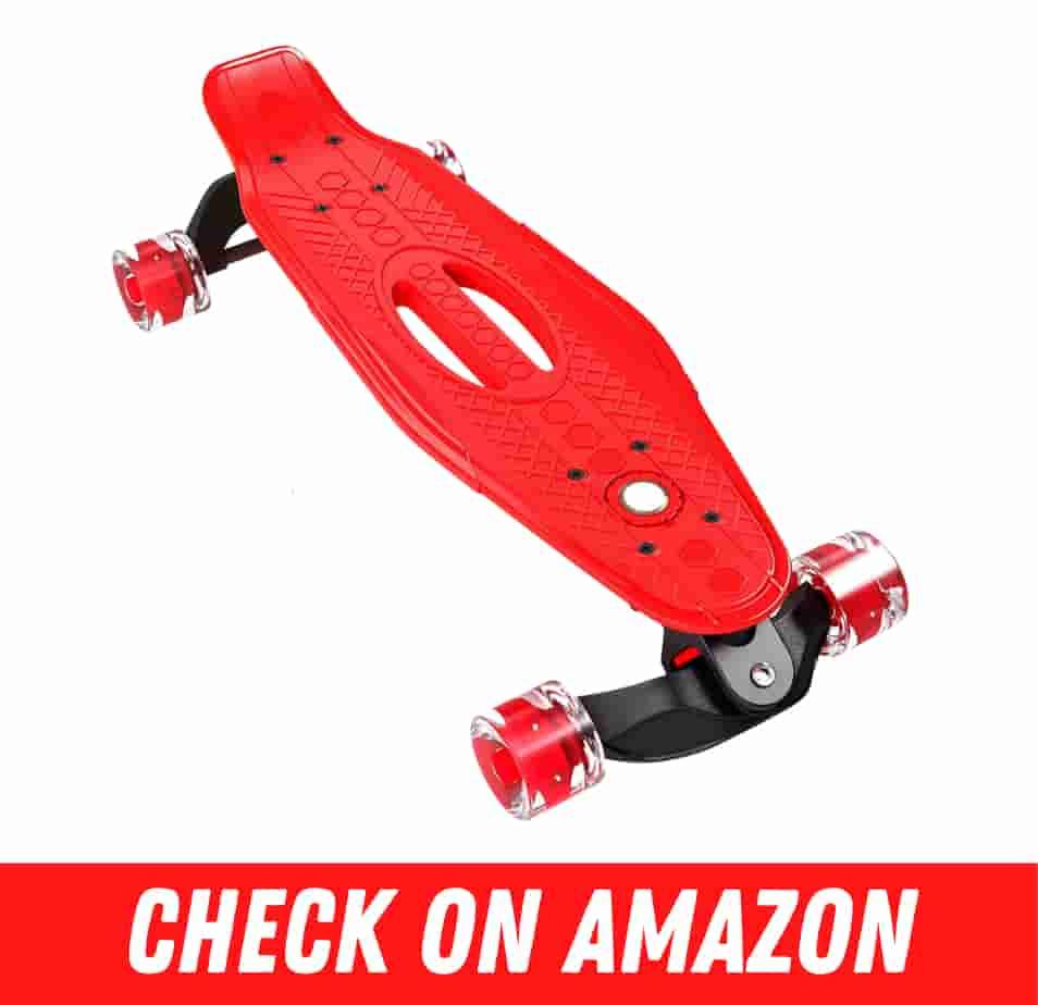 Best skateboard for toddlers