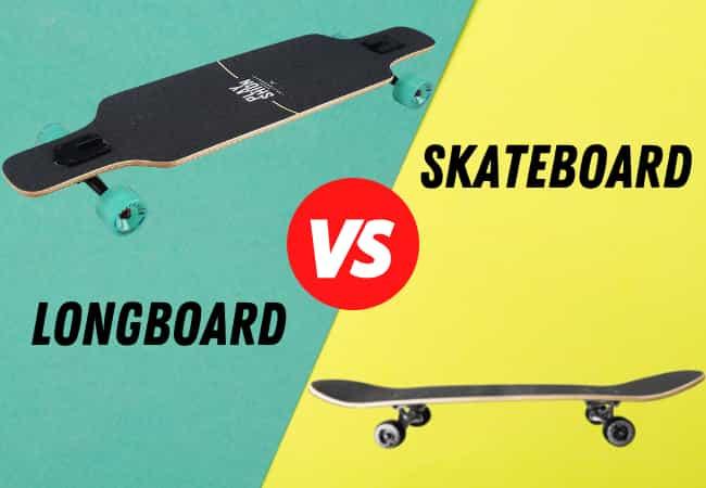 longboard vs skateboard for beginners