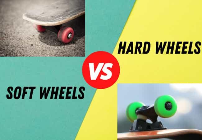 Soft Vs Hard Skateboard Wheels